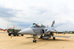 BANGKOK - JUNE 30 : JAS 39 Gripen Royalty Free Stock Images