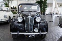 BANGKOK - JUNE 22 Lanchester LD10 1947 on display at The 36th Ba stock photography