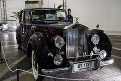 BANGKOK - JUNE 22 MG TF 220A Cabriolet 1955 , 1,500 CC , Great B Royalty Free Stock Photography