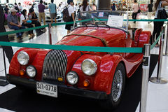 BANGKOK - JUNE 22 MG TF 220A Cabriolet 1955 , 1,500 CC , Great B Stock Image