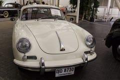 BANGKOK - JUNE 22 Porsche 3568 on display at The 36th Bangkok Vi royalty free stock photo