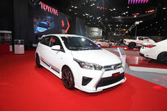 BANGKOK - June 24 : Toyota TRD Modify set car on display at Bang Stock Images