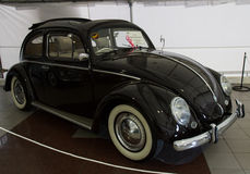 BANGKOK - JUNE 22 Volkswagen Beetle on display at The 36th Bangk Stock Image