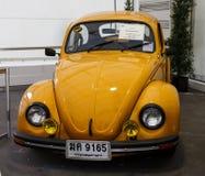 BANGKOK - JUNE 22 Volkswagen Beetle on display at The 36th Bangk Stock Photography