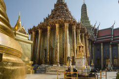 bangkok kaew wat phra Fotografia Stock