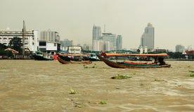 bangkok kanaler Fotografering för Bildbyråer
