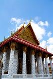 bangkok kaplicy pho wat Obrazy Royalty Free