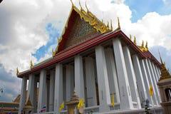 bangkok kaplicy pho wat Obraz Royalty Free