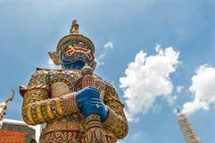 Bangkok kings palace ancient temple Stock Photos