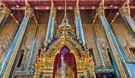 Bangkok kings palace ancient temple in thailand. Stock Photography