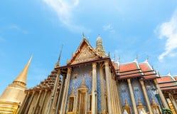 Bangkok kings palace ancient temple thailand. Bangkok kings palace ancient temple in thailand Royalty Free Stock Image