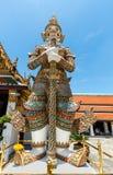 Bangkok kings palace ancient temple thailand Royalty Free Stock Images