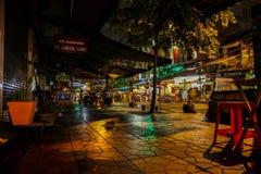 Bangkok la nuit, 2013 Photos libres de droits