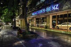 Bangkok la nuit, 2013 Photo stock