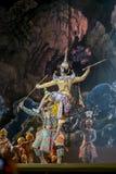 bangkok La Tailandia - 13 dicembre 2015, Khon è dramma di ballo di Tha Immagine Stock Libera da Diritti