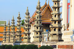 Bangkok Landmark – Wat Suthat Royalty Free Stock Photo