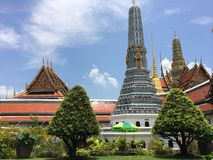 Bangkok. This is a landmark in bangkok Royalty Free Stock Photo