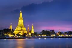 bangkok landmark royaltyfria foton