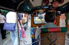 Bangkok local transportation Royalty Free Stock Photo