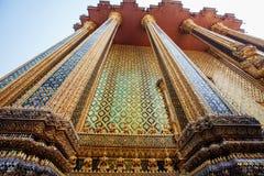 Bangkok luxurious royal palace Stock Photography