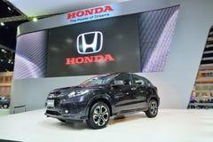 BANGKOK - 26 maart: Honda HRV, Minisuv, op Vertoning bij 36ste Verbod Royalty-vrije Stock Afbeeldingen