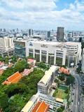 bangkok magistrali jeden paragon s zakupy Siam Obraz Stock
