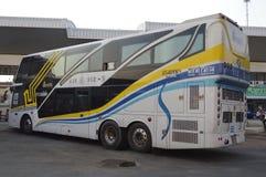 Bangkok Maha Sarakham prowincja Chan wycieczki turysycznej firmy autobusu samochód Obrazy Royalty Free