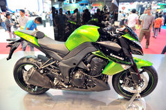 BANGKOK - MAR 26: The new Kawasaki Z1000 Stock Images