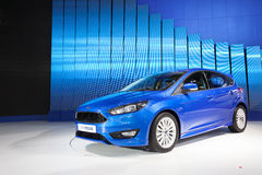 BANGKOK - MARCH 22: Ford New Focus Car On Display At The 37 Th T Stock Photo