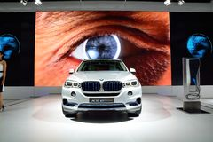 BANGKOK - March 26 : BMW concept X5 eDrive, Hybrid SUV Vehicle, Stock Photos