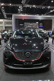 Bangkok - March 31 : Mazda CX-3 on black car at The 37th Bangkok International Thailand Motor Show 2016 on March 26, 2016 Stock Photography