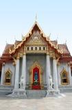 bangkok marmortempel Fotografering för Bildbyråer