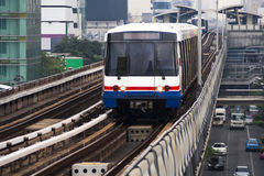 Bangkok Mass Transit System Stock Photos