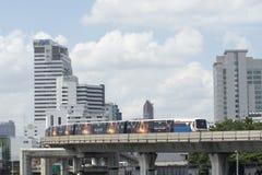 Bangkok Mass Transit System Stock Photography