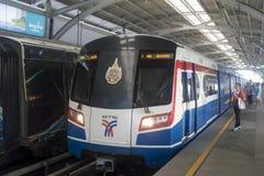 Bangkok Mass Transit System Royalty Free Stock Photography