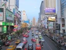 Bangkok miasta lato 2013 Zdjęcia Royalty Free