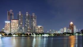 bangkok miasta noc Thailand miasteczko obraz royalty free