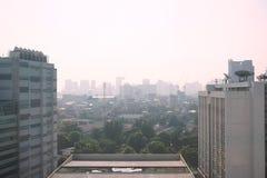 Bangkok miasta widok Zdjęcie Stock