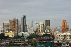 Bangkok  morning Thailand Stock Photos