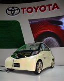 Bangkok Motor Show - Toyota Stock Image