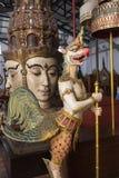 Bangkok National Museum Stock Photography