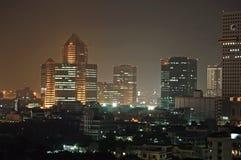 bangkok night Στοκ Εικόνες