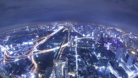 Bangkok night Stock Photos
