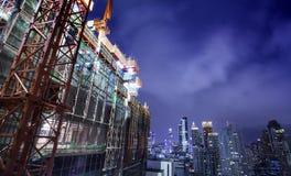 Bangkok night Royalty Free Stock Photography