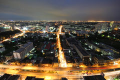 Bangkok night, Bangkok Thailand Stock Photography