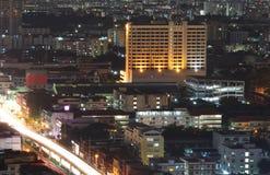 Bangkok night, Bangkok Thailand Stock Images