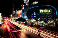 Bangkok night Royalty Free Stock Photos