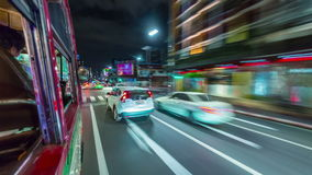 Bangkok night light tuk tuk road trip street view 4k time lapse thailand. Thailand bangkok night light tuk tuk road trip street view 4k time lapse stock video