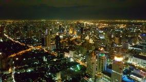 Bangkok at the night. Thailand, Bangkok at the night. Never sleep city stock photo
