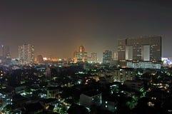 bangkok noc Zdjęcia Stock